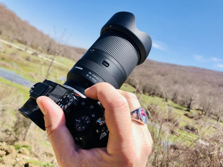 Tamron 28-200mm